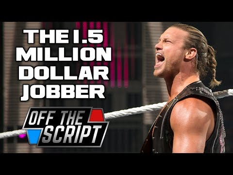 ZIGGLERS CRAZY CONTRACT! Dolph Ziggler Signs 1.5 MILLION Dollar WWE DEAL   Off The Script 209 Part 2