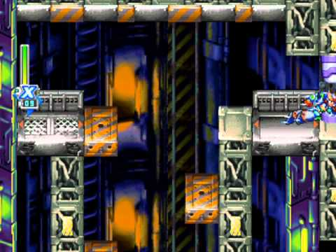 "Megaman X6 ""100%"" TAS in 56:47.18 by Rolanmen1"