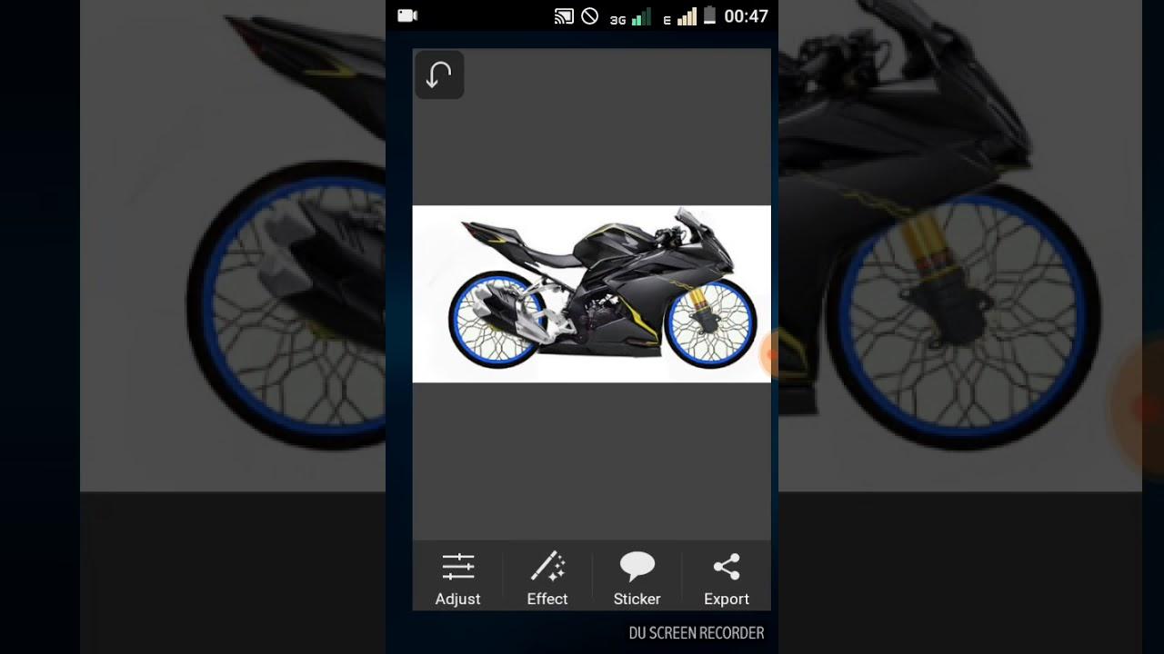 8000+ Gambar Animasi Velg Motor  Paling Baru