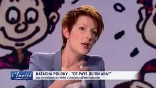 Natacha POLONY :