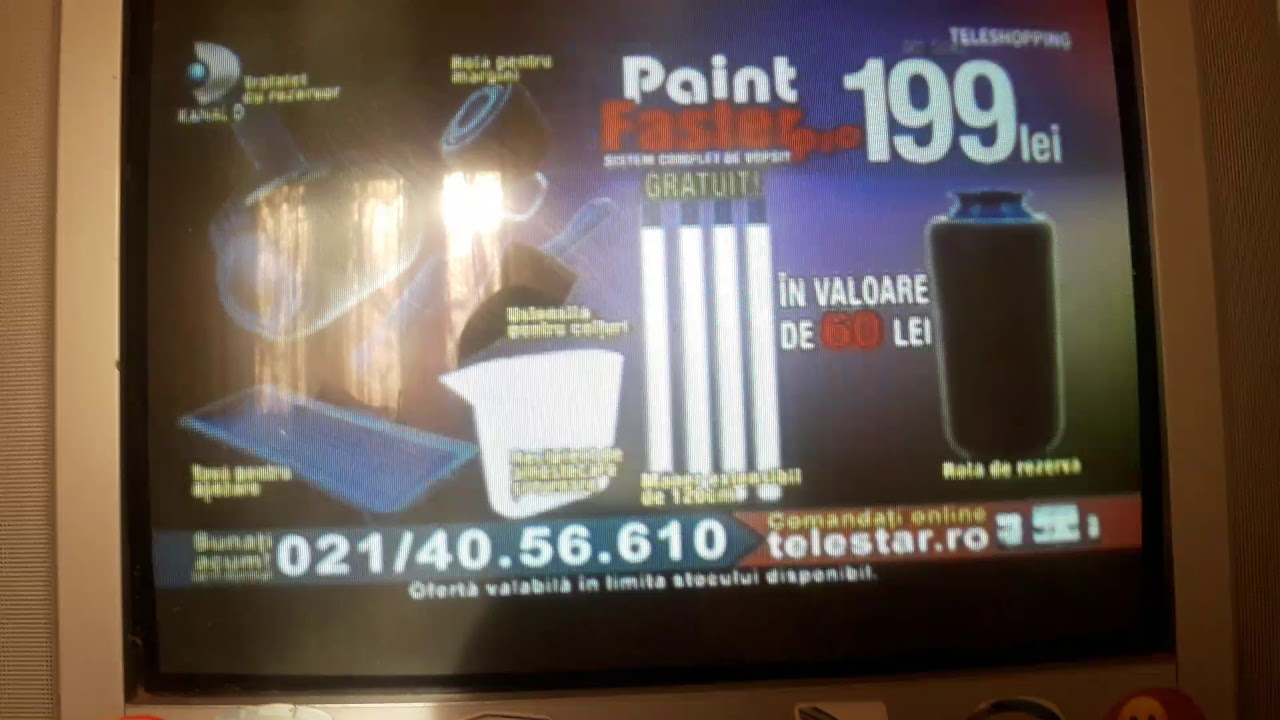 Teleshopping Kanal D (19.03.2020)