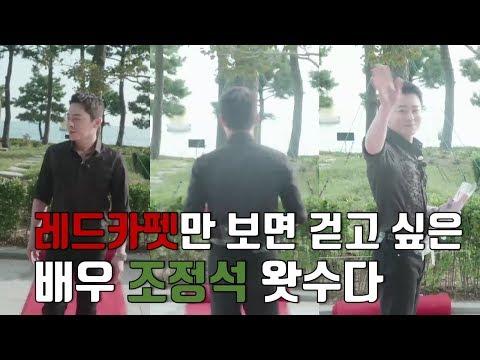 [조정석] 레드카펫만 보면 걷고 싶은 배우 조정석 왓수다
