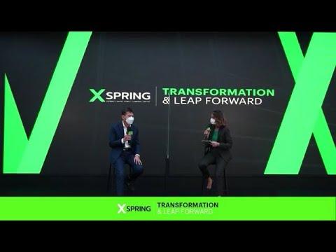XSpring Transformation & Leap Forward
