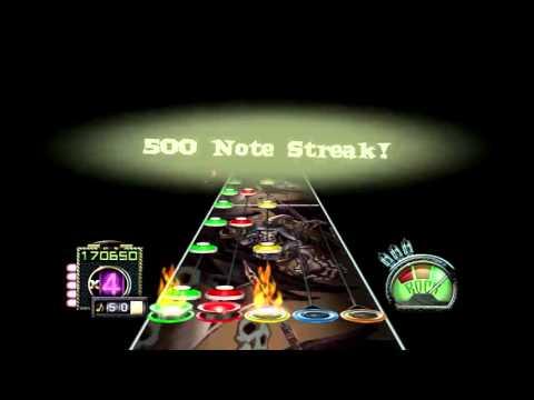 Guitar Hero 3 Custom - System Of A Down - Chop Suey!