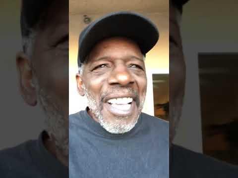 Download John Toles-Bey on a balcony in Las Vegas, NV telling a true story