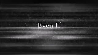 MercyMe // Even If Lyric Video