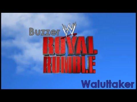 WWE Royal Rumble Buzzer ( Sound Effect )