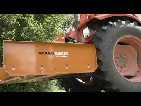 Woods Equipment Grading Scraper