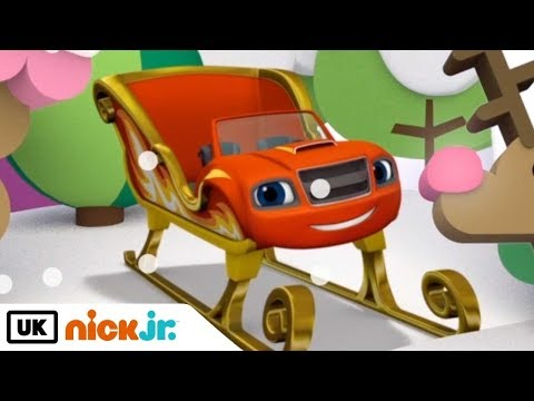 Nursery Rhymes - Jingle Bells | Nick Jr. UK