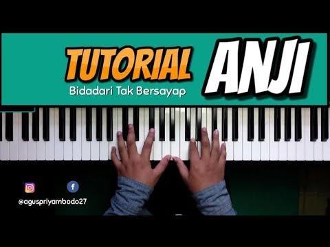 Tutorial Piano (Anji - Bidadari Tak Bersayap)