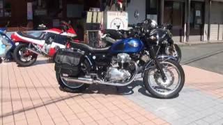 素敵な女性ライダーとツーリング 2007 Kawasaki W400 Kawasaki W カワサキ・W400 2015 カワサキ・エストレヤ 2015 Kawasaki ESTRELLA