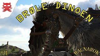 Brølende Dino - Episode 21 - Ark på Ragnarok