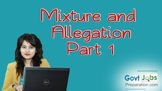 Mixture and Allegation Part1