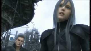 Final Fantasy Moment 5 german / deutsch. Reno vs. Yazoo and Rude vs Lotz