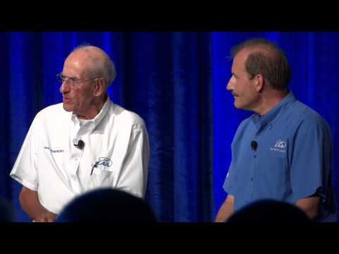 Jeffrey B. Skiles interviews Paul Poberezny on the first 60 Years of EAA