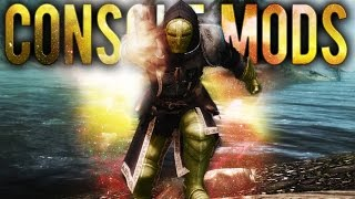 Skyrim Remastered PS4 Mods - 5 MUST HAVE MODS! #2
