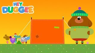 The Camping Badge - Hey Duggee Series 2 - Hey Duggee