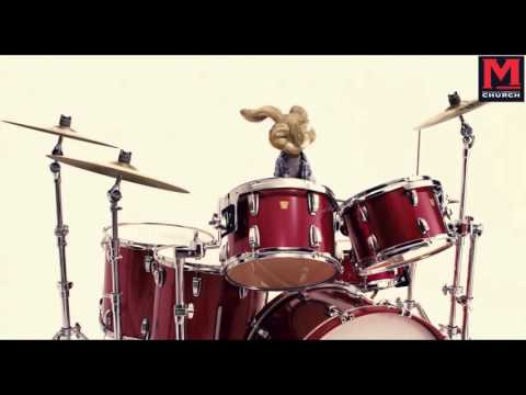 MCC promo video with Bunny playing drums