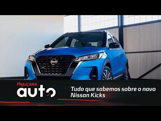 Lançamento: Tudo que sabemos sobre o novo Nissan Kicks