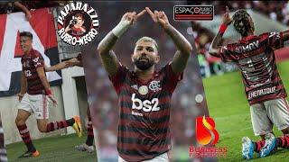 Filme do Jogo: Mengão 3x1 Bahia! CBF, Vai se f... o Meu Flamengo não precisa de vc! Gols da galera!