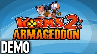 Worms 2: Armageddon - Demo Fridays