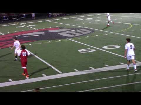 Ending of Poca High School Boys Soccer Win Over Point Pleasant High School