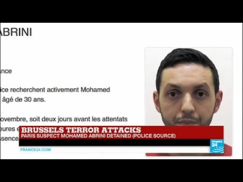 Brussels terror attacks: Paris attacks suspect Mohamed Abrini detained, several arrests