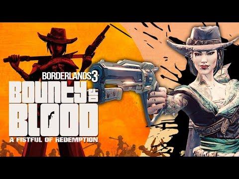 Borderlands 3 New DLC Bounty Of Blood Quick Gameplay |