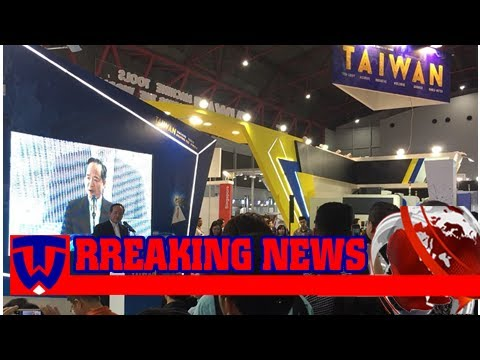 Over 100 taiwanese companies at 'manufacturing indonesia 2017' trade show