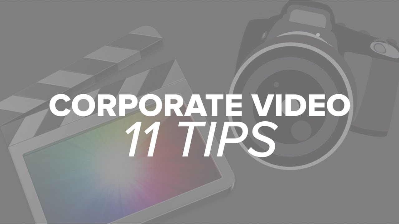 Corporate Video in 2018: The Definitive Guide