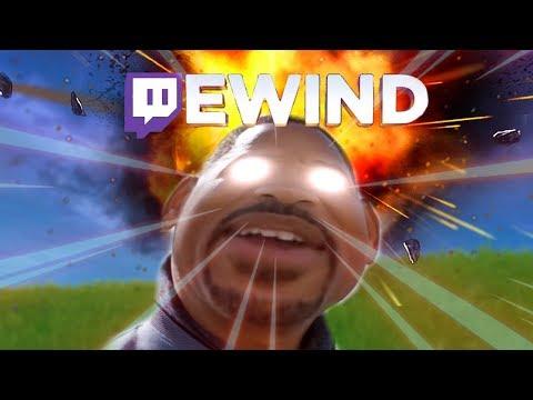 Streamers Rewind 2018 Fortnite Edition