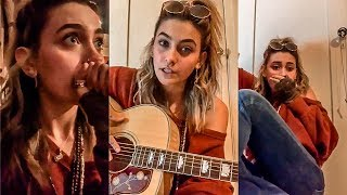 Paris Jackson Live Stream Shocking End |  Nov 23 2019