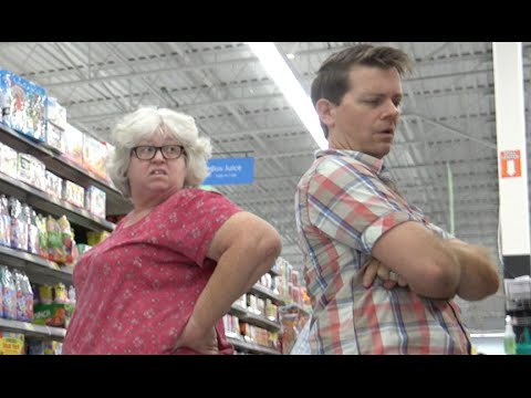 The Pooter - Farting at Walmart - People of Walmart