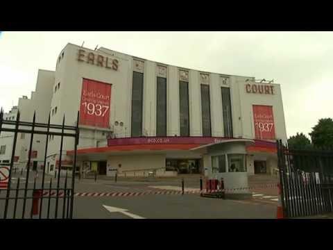 ITV Earls Court Development At Risk ITV News London
