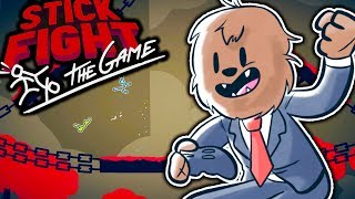 CRAZIEST STICKMAN BATTLE ROYALE - STICK FIGURE FIGHT | JeromeASF