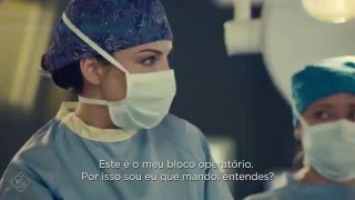 Saving Hope Season 4 Promo - Portugal 2
