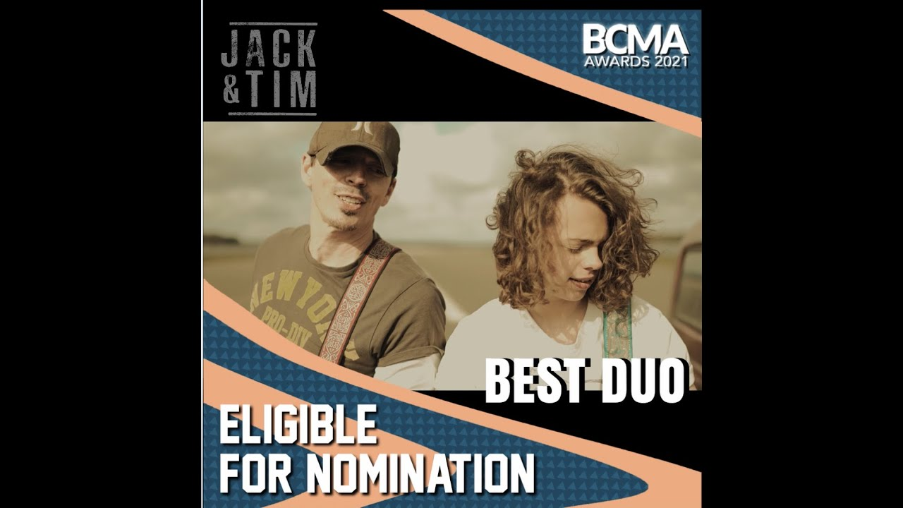 VOTE FOR JACK & TIM !!! 2021 BCMA's Best DUO !!