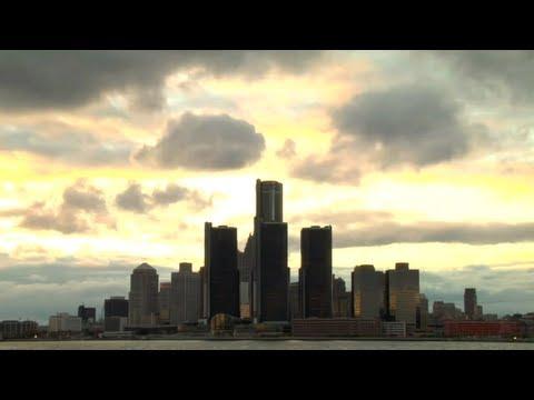 Detroit Gotham City
