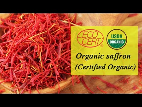 Organic Saffron supplier in Winston-Salem