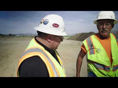 Large Site Remediation   Wenden, Arizona   Overley's