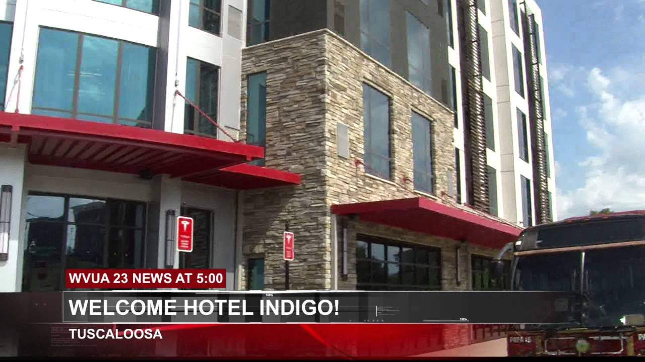 Welcome To Tuscaloosa Hotel Indigo