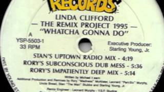 Linda Clifford - Whatcha Gonna Do (Rory