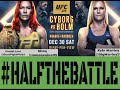 UFC 219 Cyborg Vs Holm Bets Picks Predictions On Half The Battle With James Vick mp3