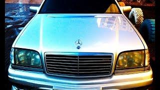 Тачка на прокачку для Avtomana. Mercedes Benz S 320 w140 92г