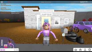 I turned my 2x2 BloxBurg house into... (ROBLOX BloxBurg)