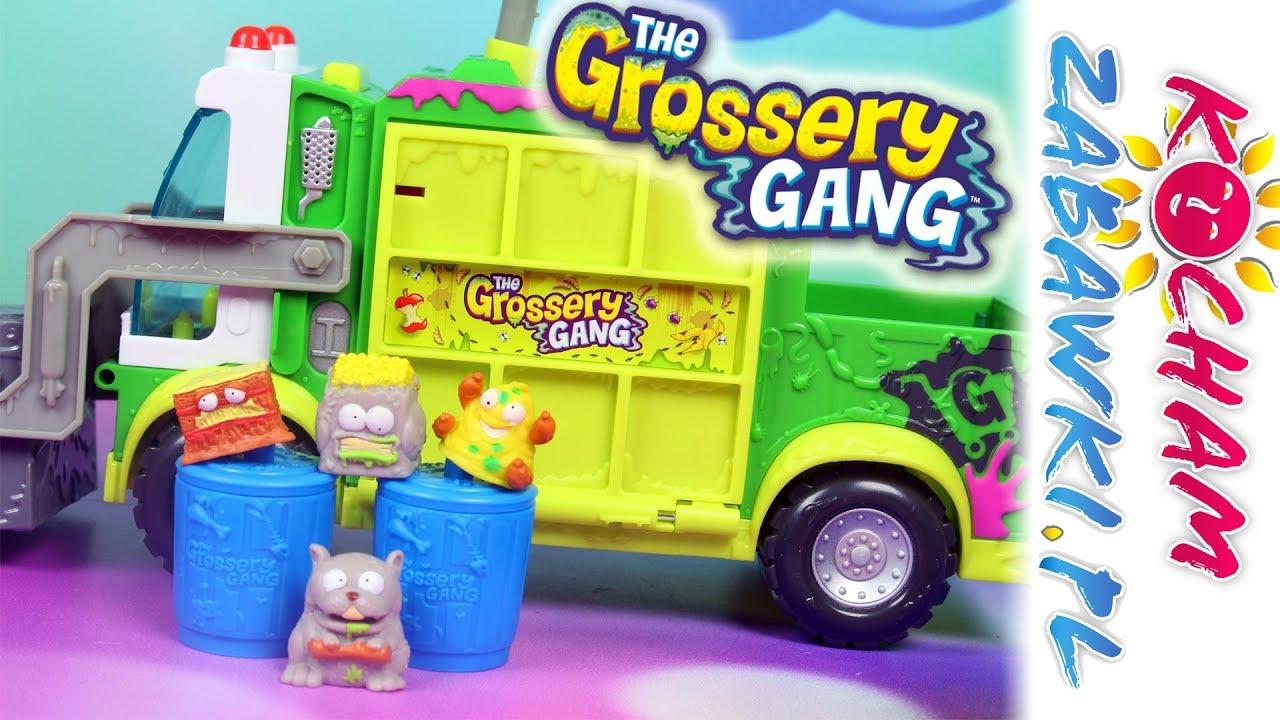 Grossery Gang • Najazd śmieciarki • The Ugglys Pet Shop • Bajki po polsku