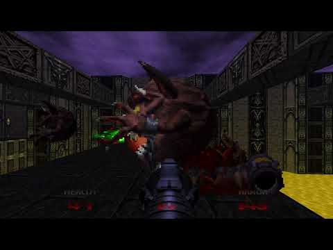 Crosswind Crossfire by Scwiba (The UnMaking for Doom 64 EX) |