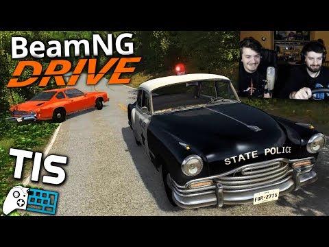 Παίζουμε BeamNG.drive #2 - Φωτιά!
