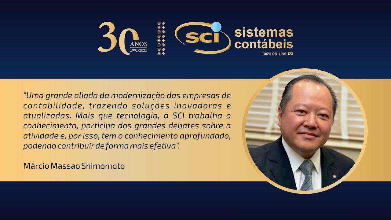 SCI 30 ANOS: investindo em conhecimento e tecnologia