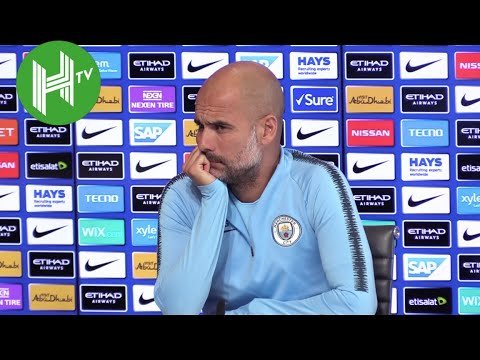 Pep Guardiola: I am not sure if Jadon Sancho wants to return to Manchester City - Man City v Burnley